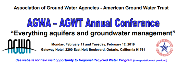 Collier to Present at AGWA-AGWT Annual Conference